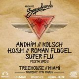 Super Flu - live at Treehouse Miami (WMC 2016) - 17-Mar-2016