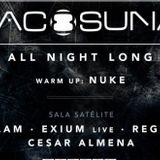 Paco Osuna - Live @ Fabrik, Madrid (All Night Long) - 23-SEP-2017