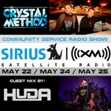 Huda Hudia - Crystal Method - Sirius XM 2017 (Huda Guest Mix)