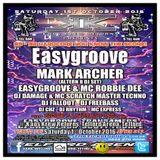 Easygroove @ Kaos Krew Returns, Telford Arena, Wellington, Telford. Sat 1st October 2016