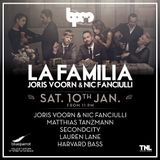 Joris Voorn & Nic Fanciulli @ La Familia, Blue Parrot (The BPM Festival 2015) - 10-Jan-2015