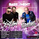 The Bassment w/ Shelco Garcia & Teenwolf 7.7.17
