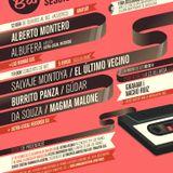 Rayos C en tus oidos #295 - Hans Laguna, Especial BIS Festival, Burrito Panza (12 mar 2014)