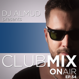 Almud presents CLUBMIX OnAIR - ep. 54 (2016 Year Mix)