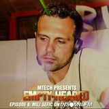 Mili Sefic - Empty Headed Podcast #6 (InsomniaFM - Oversound Radio) December 2014