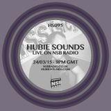 Hubie Sounds 095 - 24th Mar 2015