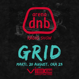 Arena dnb radio show vibe fm mixed by GRID 20 Aug 2013