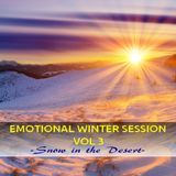 EMOTIONAL WINTER SESSION VOL 3  - Snow in the Desert -