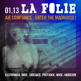 Mixtape KONGFUZI #10: LA FOLIE!!