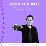 DISCOTECA MIX NOV 2019 - Salsa Rumbera y Romántica 90s - DJ Esteban Pérez
