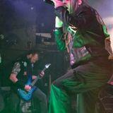 Dan Daugherty vocalist and Mark Alexander guitarist of Erasing Never - 5-11-17