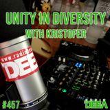 Kristofer - Unity in Diversity 457 @ Radio DEEA (14-10-2017)