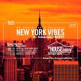 Sebastian Creeps aka Gil G - New York Vibes Radio Show on MyHouseRadio.fm NYC EP036