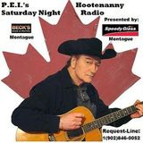 P.E.I.'s Saturday Night Hootenanny Radio with Blair Dewar & Andrew Cross ~ Saturday, July 29, 2017