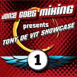 JGM378A: Jon:e Goes Mixing presents Tony De Vit Show Case (Part 1)