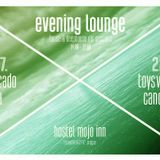 Evening Lounge 3. part - Canobee & Toys Voice (Café Mojo Inn)