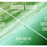 Evening Lounge 3. part - Canobee & Toys Voice (Café Mojo Inn)