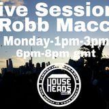 Robb Macc's Live Sessions HHR June 13 2016