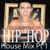 DJ KENNYMIXX- 2017 HIP HOP HOUSE MIX PT 1