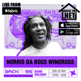 Shola Ama (PA) & Norris Da Boss - Live @ BackTo95 18th Birthday @ Fabric 27 MAY 2019