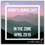 In The Zone - April 2019 (Guido's Lounge Cafe)