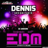 2017 Dennis Summer Electro House - Dj Andoni EDM Club Mix