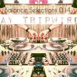 Jay Tripwire – Balance Selections 014