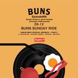 Episode009: BUNS - Xmas Special Brunch - Breaks Hunter & Aaron Dunkies unmixed session