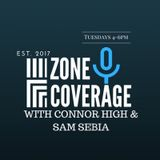 Zone Coverage with Connor High and Sam Sebia- 10/17/17