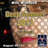 Milli Milhouse - Deep Summer 2013 Studiomix
