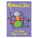 Positive Black Soul live - Montreux 98 - Couleur 3