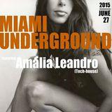 MIAMI UNDERGROUND @ HUMBOLDTHAIN BERLIN LIVE JUNE 27TH 2015