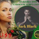 Dj Jack Black - Live at Kiss the garden temptation