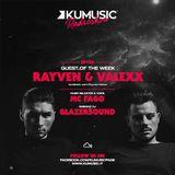 Kumusic Radioshow Ep.145 - Guest of the week: Rayven & Valexx