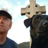 Mark Keating and his dog walked 2000 km for charity and to honour  WW I