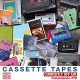 # 70 Cassette Tapes