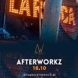 Dyves & Zfilio & Tim G @ AFTERWORKZ goes LA ROCCA closing