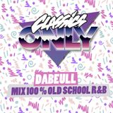 Dabeull 100% Old School R&B mix ( recorded on Rinse France Radio )