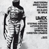 Umek - Live @ Amsterdam Dance Event - DE BALIE (22/10/11)