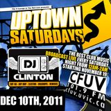 DJ Clinton Live @ V-Lounge on 101.9 FM - December 10, 2012