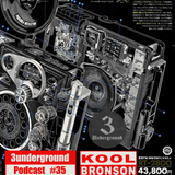 Kool Bronson – 3Undeground Podcast #35