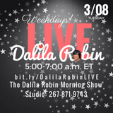 The Dalila Robin Morning Show 16-0308