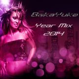 BakaYuka Year Mix 2014