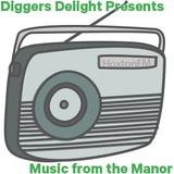 "Digger's Delight presents ""Secret Music"" on Hoxton FM - 29/05/13"