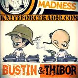 Bustin Vs Kidson special guest show on Kniteforce radio