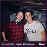 Discogs Mix 066 – Air Zaïre and Dino Soccio