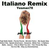 ITALIANO REMIX (El Profesor,Papik,Bartbaker,Mario Biondi,Paolo Conte,Italian Disco Mafia,Tommy vee)