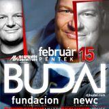 Fundacion @ Central Club, Miskolc after BUDAI 2013-02-15
