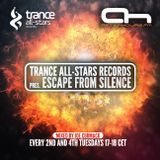 Trance All-Stars Records Pres. Escape From Silence #166