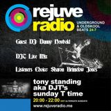 Danny Newbold Rejuve Radio 2 8 15